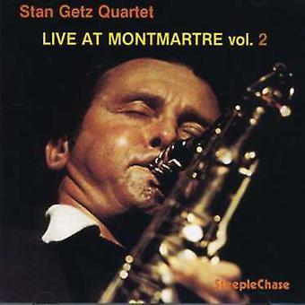 Stan Getz - Stan Getz: Vol. 2-Live at Montmartre [CD] USA import