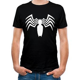 Venom Adults Unisex Logo Design T-Shirt