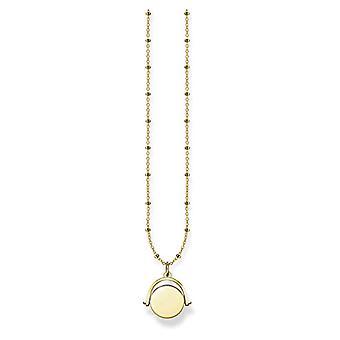 Thomas Sabo Silver Women's Pendant - LBKE0003-413-12-L45v