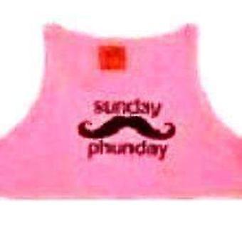 Team phun sunday phunday crop top pink