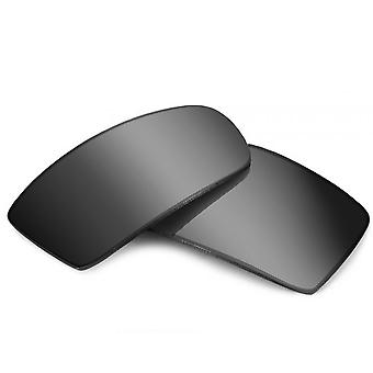 Replacement Lenses for Oakley Canteen 2014 Sunglasses Silver Mirror Anti-Scratch Anti-Glare UV400 by SeekOptics