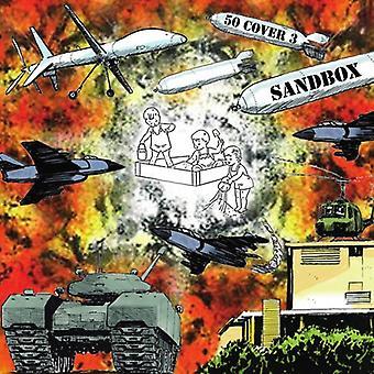 50 Cover 3 - Sandbox [CD] USA import