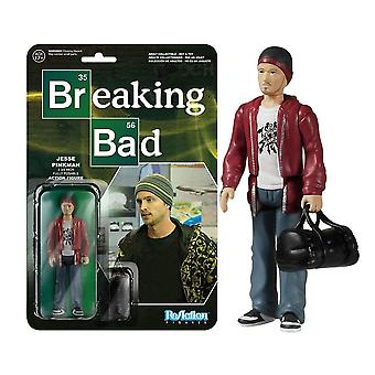 Breaking Bad Jesse Pinkman ReAction Figure