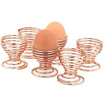 Apollo sett med 6 kopper egg kopper