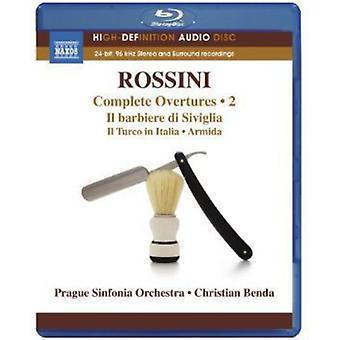 Gioachino Rossini-Rossini: komplett tilnærmelser Vol. 2 [BLU-RAY] USA import