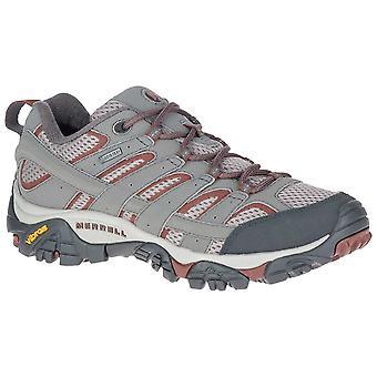 Merrell Charcoal Womens Moab 2 GTX Walking Shoe