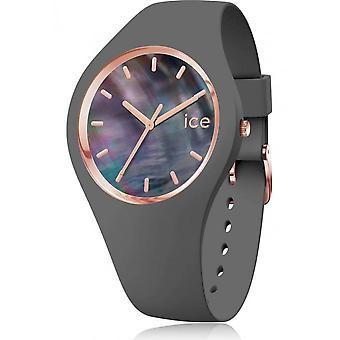 Ice Watch - Montre-bracelet - Unisex - Ice pearl - Grey - Medium - 3H - 016938