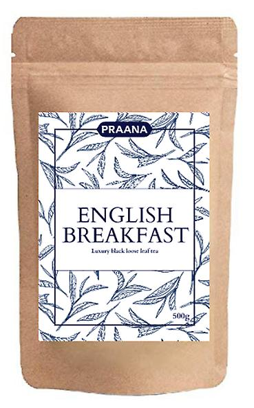 Praana Tea English Breakfast Tea + Safflower Petals Catering Pack 500g