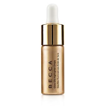 Becca Glow Silk Highlighter Drops - # Champagne Pop (collector's Edition) - 11ml/0.4oz