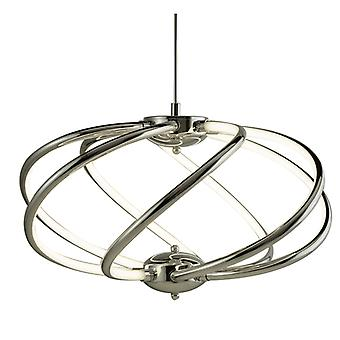 Curve 7 Arm Led Light Pendant