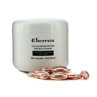 Cellular Recovery Skin Bliss Capsules (salon Size) - Pink Rose - 100 Capsules