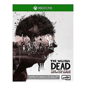 De mers pe jos Dead Telltale definitivă seria Xbox One joc (Seasons 1-4)