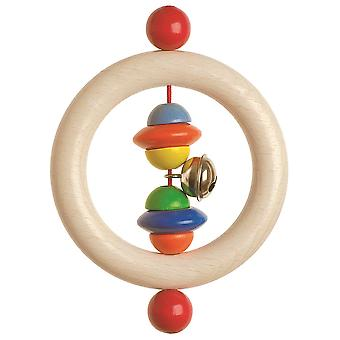 Heimess Touch Ring Rattle Beads And Bell