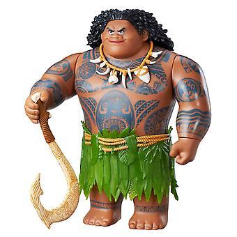 Disney Vaiana/Moana Maui de halfgod pop/figuur 28cm