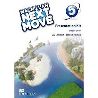 Macmillan Next Move Level 5 Presentation Kit by Viv Lambert