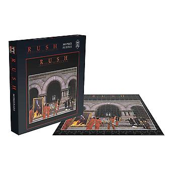 Rush Jigsaw Moving Pictures Album Cover new Official 500 Piece