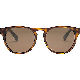 Electric California Nashville XL Sunglasses - Matte Tortoise Shell/Ohm Polarized