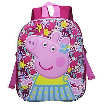 Plecak dla niemowląt Świnka Peppa - Różowy