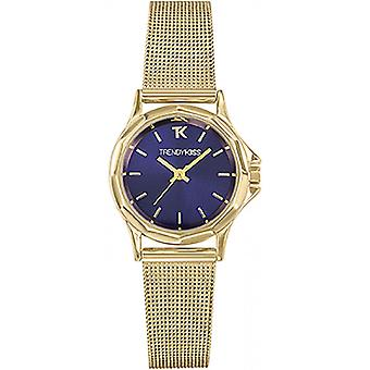 Trendy Kiss Lucille TMG10084-05 - watch round blue woman