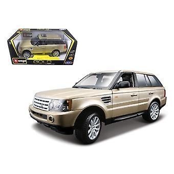 Range Rover Sport Black 1/18 Diecast Car Model par Bburago