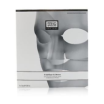 Erno Laszlo Detoxifying Hydrogel Mask - 4x25g/0.88oz