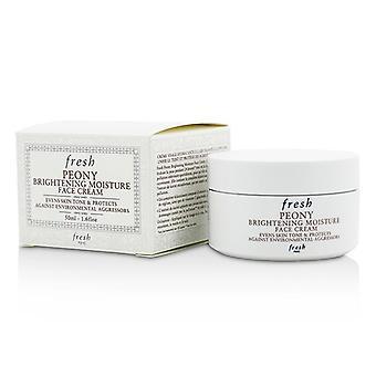 Peony Brightening Moisture Face Cream - 50ml/1.6oz