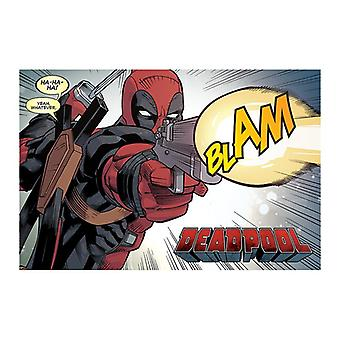 Deadpool, Affiche Maxi - Blam