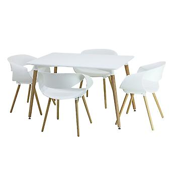 Ribbon Dining Set