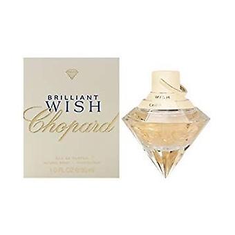 Chopard Brilliant Wish Eau de perfume spray 30 ml