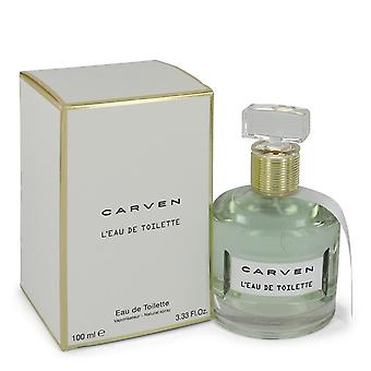 Carven L'Eau de Toilette Eau de Toilette 100ml EDT Spray