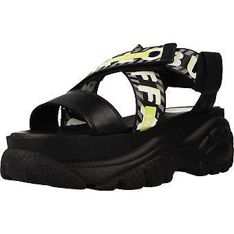Buffalo Sandals Buffalo Bo Sandal Color Black