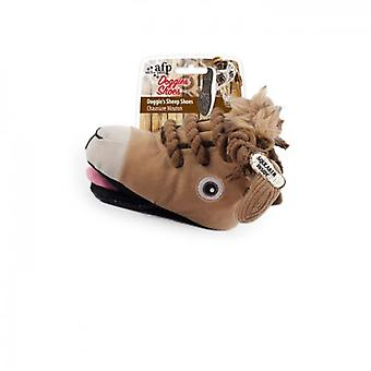 AFP Zapatilla Oveja Doggy'S Shoes (Perros , Juguetes y deporte , Peluches)