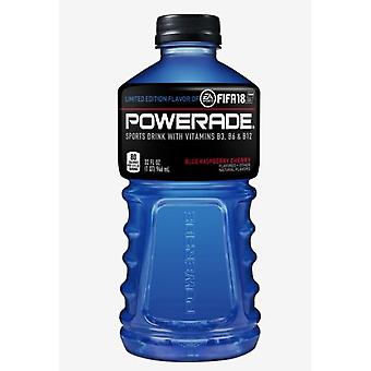 Powerade Ultra Blue Raspberry-( 710 Ml X 1 Bottiglie )