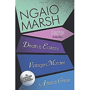 Vintage Murder: WITH Enter a Murder (The Ngaio Marsh Collection)