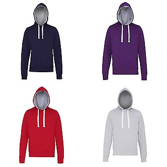 AWDis Just Hoods Mens Chunky Pullover Hoodie