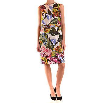 Robe Blugirl Blumarine Ezbc103041 Femmes-apos;s Multicolor Polyester Dress