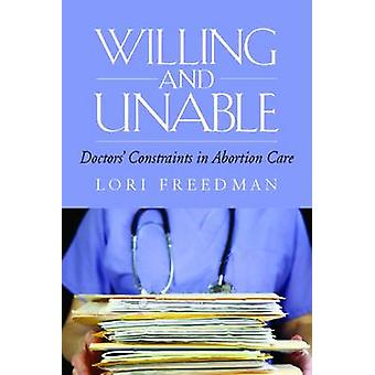 Willing and Unable - 9780826517159 Book