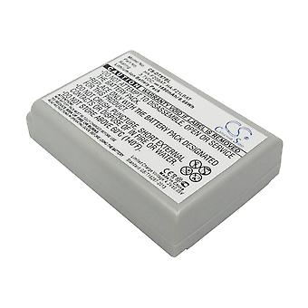 Handheld Terminal Battery for Casio HA-F21LBAT DT-X7 DT-X7M10E DT-X7M10R X7M10R2