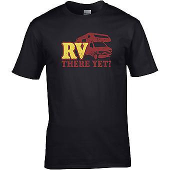 RV Der Ennå Motohome Camper Van - - DTG trykt T-skjorte