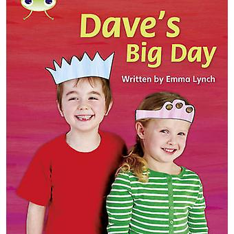 Bug Club Phonics Non-fiction Set 14 Dave's Big Day by Emma Lynch - 97