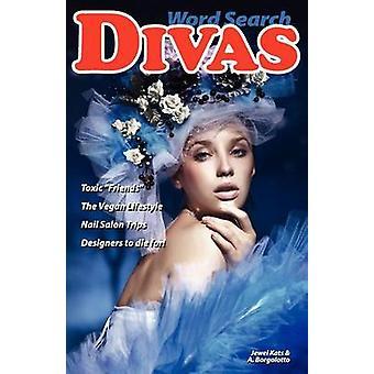 Word Search Divas by Kats & Jewel