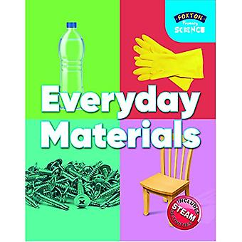Foxton Primary Science - Everyday Materials (Key Stage 1 Science) by N