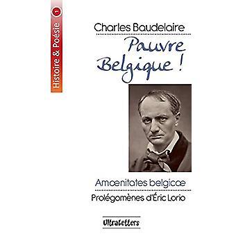 Pauvre Belgique ! by Charles P Baudelaire - 9782930718774 Book