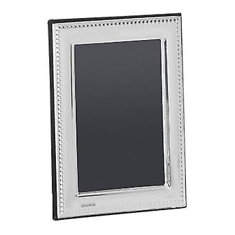 Orton West Photo Frame 5x7 - Silver
