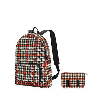 Reisenthel Unisex Backpack Checked 45Cm