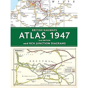 British Railways Atlas 1947 and RCH Junction Diagrams by Ian Allan Pu