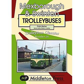 Mexborough and Swinton Trolleybuses by Colin Barker - 9781906008369 B