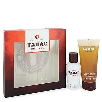 Tabac Gift Set By Maurer & Wirtz 1.7 oz After Shave Lotion + 3.4 oz Shower Gel