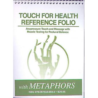 Touch for Health Reference Pocket Folio with Metaphors