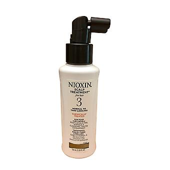 Nioxin Scalp Behandlung #3 Normal & dünnes Haar 3,38 OZ